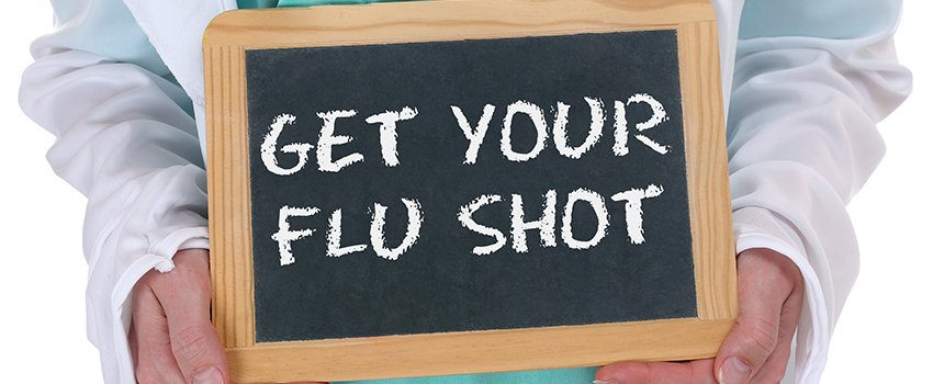 Why Are State Officials Urging People to Get Flu Shots?